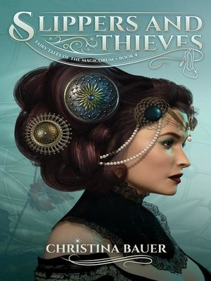 cover image of Slippers and Thieves