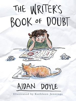 cover image of The Writer's Book of Doubt
