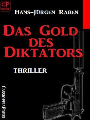 cover image of Das Gold des Diktators