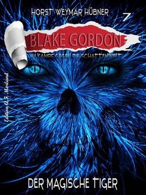 cover image of Blake Gordon #7