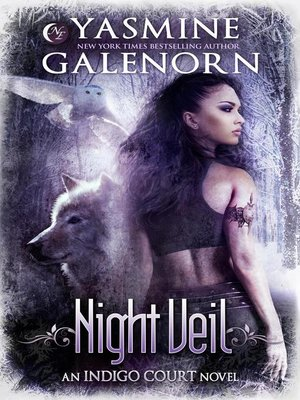 cover image of Night Veil