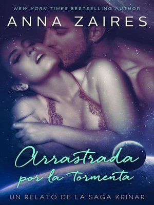 cover image of Arrastrada por la tormenta