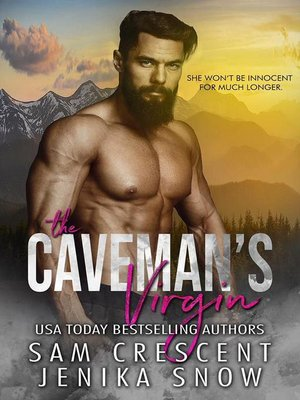 cover image of The Caveman's Virgin (Cavemen, 1)