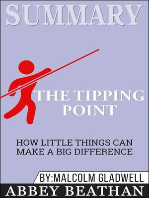 cover image of Summary of the Tipping Point