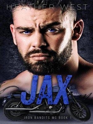 cover image of Jax (Book 1)