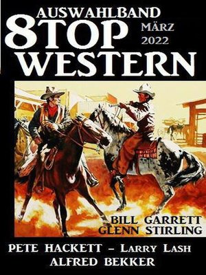 cover image of Auswahlband 8 Top Western Februar 2019