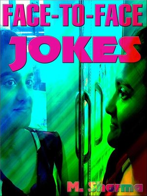 cover image of Face-To-Face Jokes