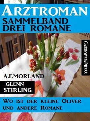 cover image of Arztroman Sammelband