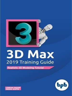 cover image of 3D Max 2019 Training Guide