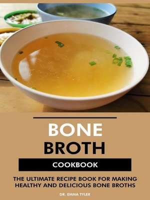 cover image of Bone Broth Cookbook
