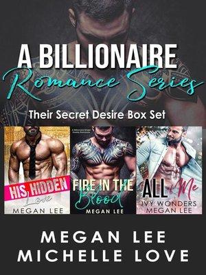 cover image of A Billionaire Romance Series
