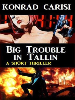 cover image of Big Trouble in Tallin