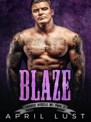 cover image of Blaze (Book 2)