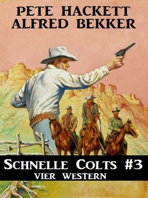 cover image of Schnelle Colts #3