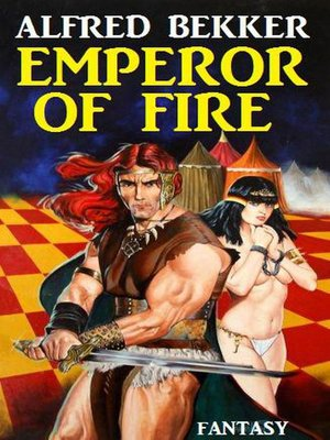 cover image of Emperor of Fire