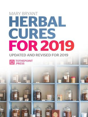 cover image of Herbal Cures For 2019