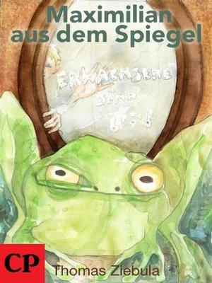 cover image of Maximilian aus dem Spiegel
