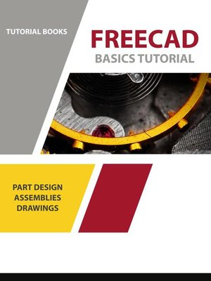 cover image of FreeCAD Basics Tutorial