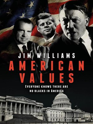 cover image of American Values