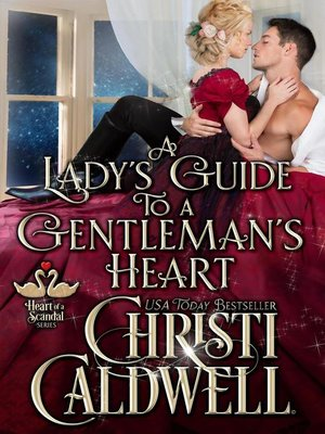 cover image of A Lady's Guide to a Gentleman's Heart