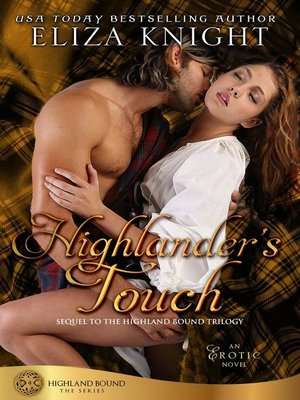 cover image of Highlander's Touch