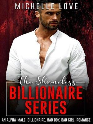 cover image of The Shameless Billionaire