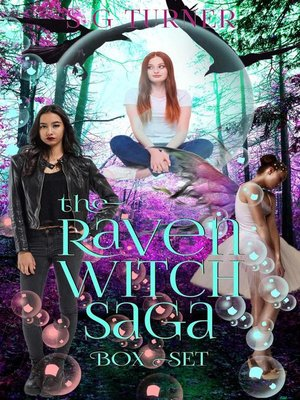 cover image of The Raven Witch Saga Box Set