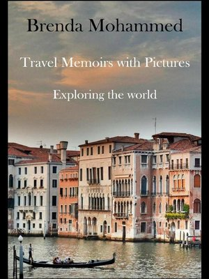 cover image of Travel Memoirs with Pictures
