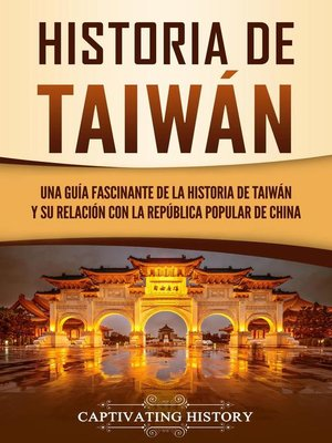 cover image of Historia de Taiwán