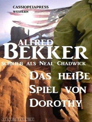 cover image of Das heiße Spiel von Dorothy