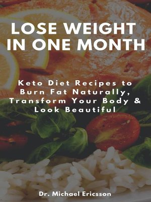 cover image of Lose Weight in One Month