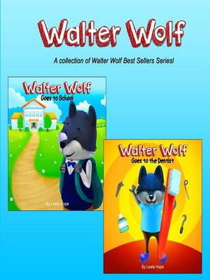 cover image of Walter Wolf Series