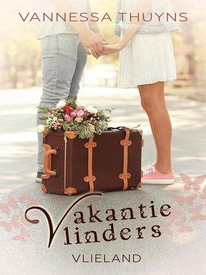 cover image of Vakantievlinders--Vlieland