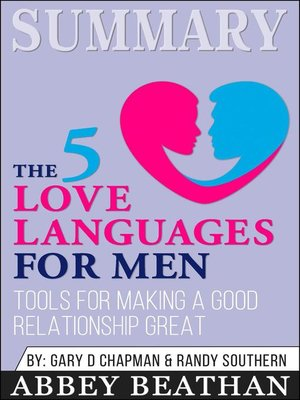 cover image of Summary of the 5 Love Languages for Men