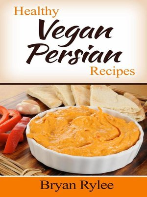 cover image of Healthy Vegan Persian Recipes