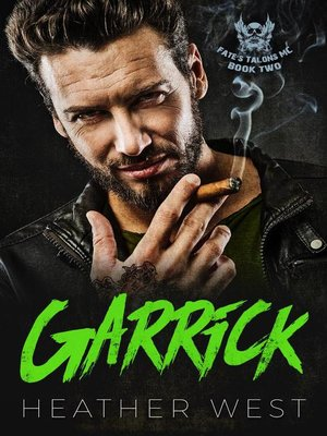 cover image of Garrick (Book 2)