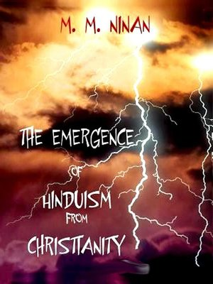 cover image of Emergence of Hinduism from Christianity
