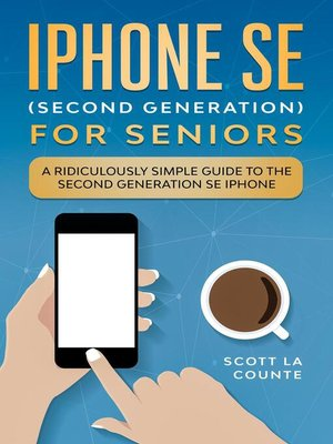 cover image of iPhone SE for Seniors