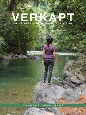 cover image of Verkapt