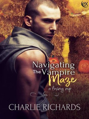 cover image of Navigating the Vampire Maze