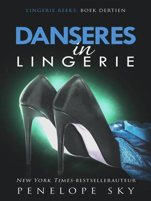 cover image of Danseres in lingerie