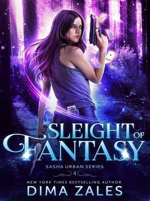 cover image of Sleight of Fantasy