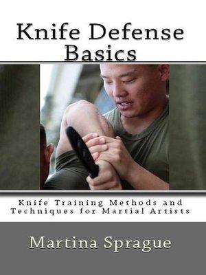 cover image of Knife Defense Basics