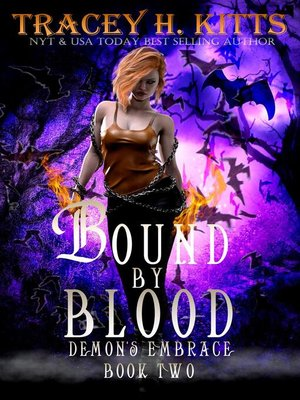 cover image of Demon's Embrace: Bound by Blood, #2