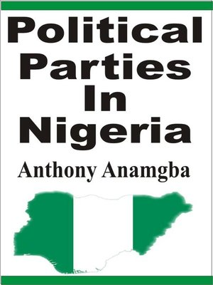 cover image of Political Parties in Nigeria