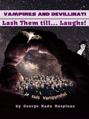 cover image of Vampires and Devillinati--Lash Them Till...Laughs!