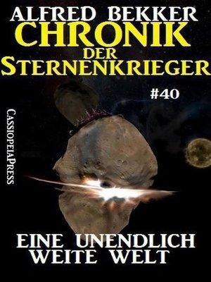 cover image of Chronik der Sternenkrieger 40