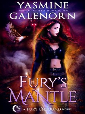 cover image of Fury's Mantle