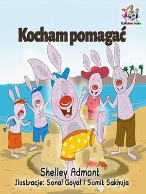 cover image of Kocham pomagać