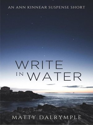 cover image of Write in Water